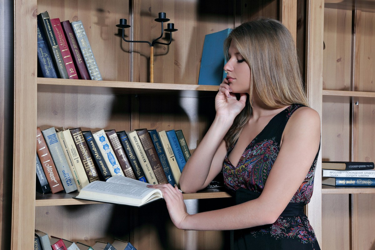 Классный библиотекарь