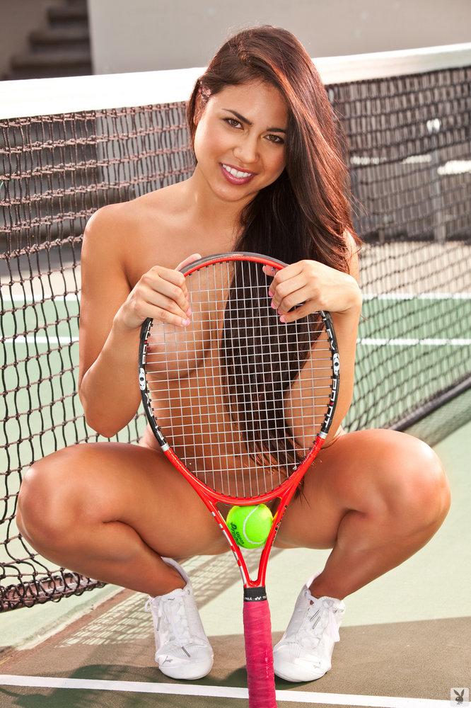 Поиграем в теннис