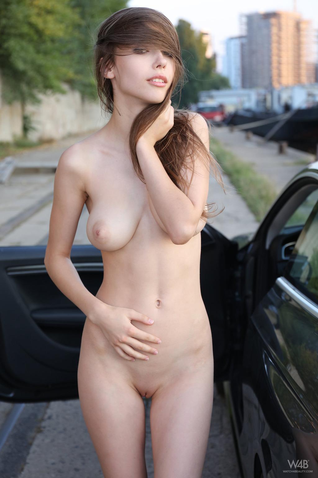 Правильные фотографий в машине