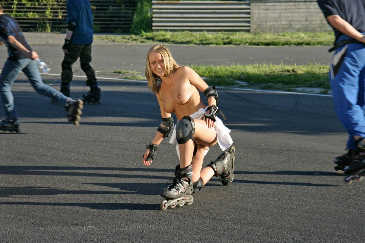 Онлаин скейте видео на голенькая