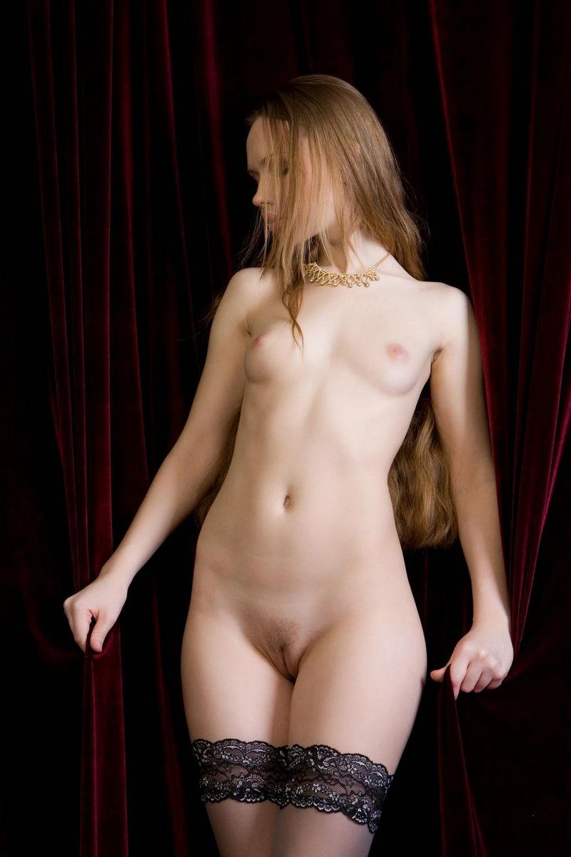 Virginia of a naked girl