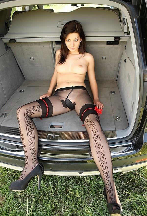 Тест багажника