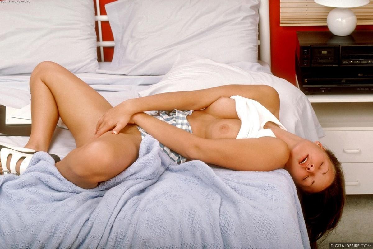 Сексуальная студентка