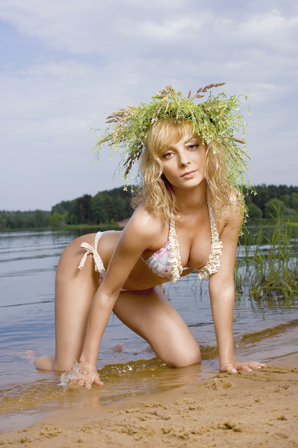 Дарья Сагалова для Maxim