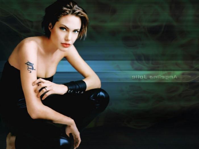 Несравненная Анджелина. Подборка